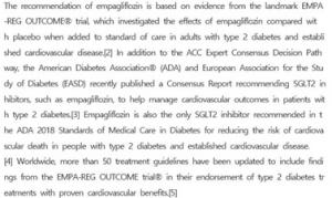 American College of Cardiology recommends empagliflozin as preferred SGLT2 inhibitor for adults with type 2 diabetes and established cardiovascular disease in new Expert Consensus Decision Pathway